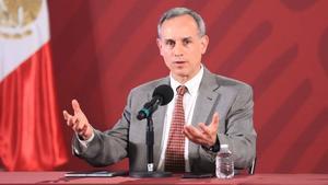 López-Gatell: 'El 3% de los médicos del sector privado han sido vacunados'