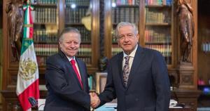 AMLO: Respalda ampliación del mandato de Arturo Zaldívar en la Corte
