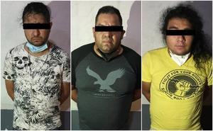 Detienen a 3 integrantes de 'Los Istolinques'
