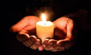 Con 200 velas, piden paz y esperanza ante violencia en Oaxaca