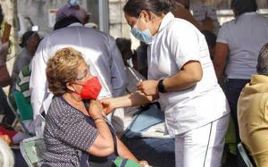 Próxima semana se aplicará segunda dosis de vacuna anticovid