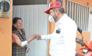Candidato promete continuidad en materia de seguridad en Azcapotzalco