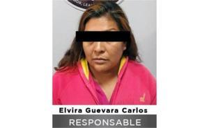 Dan 78 años de prisión a mujer que asesinó a su nieta en el Edomex