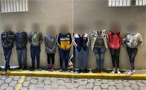 Localizan a 14 migrantes de Honduras y El Salvador en el Edomex