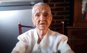Abuelita youtuber pide ayuda para que vean sus videos y poder sobrevivir