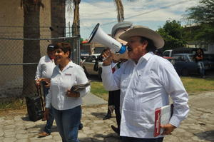 Denuncian al candidato Armando Guadiana por violencia de género