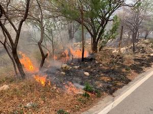 Alerta a la Región Sureste tener hasta dos incendios por semana