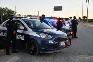 Reforzarán el operativo BOM en Monclova ante el incremento de asaltos