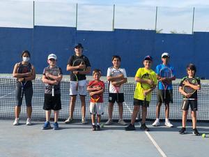 Arranca Torneo de Tenis Wixarica
