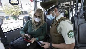 Chile registra más de 7,000 nuevos casos de covid por tercer día consecutivo