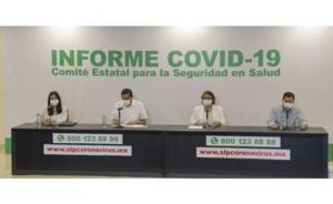 Hospitalizaciones por Covid bajan a 9% en SLP