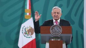 López Obrador se reúne en su rancho del sureste de México con Carlos Slim