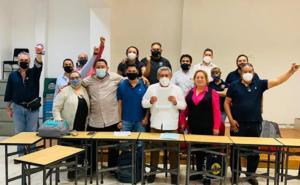Tras bloqueo del INAH-Yucatán, trabajadores logran acuerdo