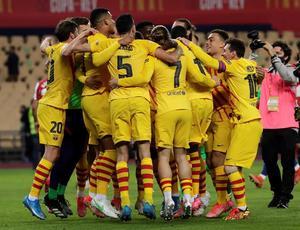 Barcelona logra su trigésima primera Copa del Rey