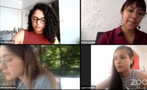 'Ni un abuso más' exigen alumnas de Escuela Nacional de Arte Teatral
