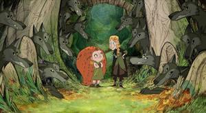 'Wolfwalkers', la cinta animada nominada que llama a la empatía