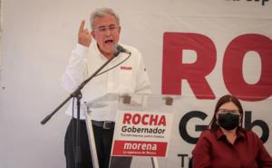Candidato de Morena en Sinaloa acusa al gobernador por campaña negra