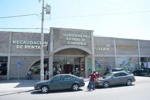 Refleja Coahuila mayor eficiencia recaudatoria