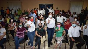 El sector educativo pide mejoras  en planteles a candidatas del PRI en Monclova