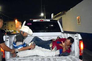 Aseguran a seis personas en operativo de colonias en Monclova