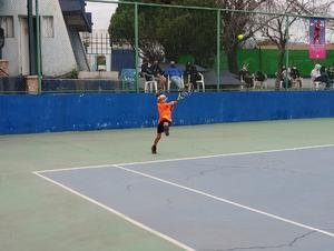 En marcha torneo de tenis Wixarica
