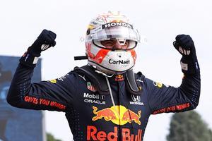 Max Verstappen gana el Gran Premio de Formula 1 de la Emilia Romaña