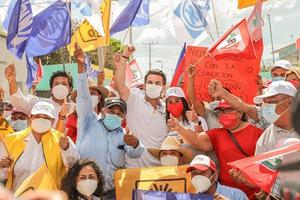 PRI llama a impedir que 'turistas electorales' gobiernen Campeche