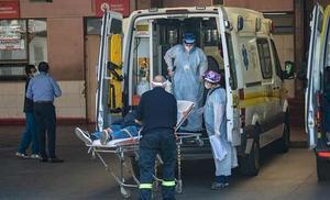 Pandemia repunta en Chile, que acumula 1.1 millones de casos y 25,177 muertes