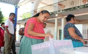 Condenan exclusión de mujeres indígenas en proceso electoral