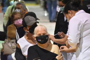 En marcha, segunda jornada de vacunación antiCOVID en Monclova; aplicarán 19,438 dosis