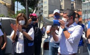 Vecinos están cansados del mal gobierno en Miguel Hidalgo