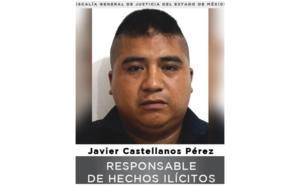 Dictan 87 años de cárcel a expolicía por secuestro en Nicolás Romero