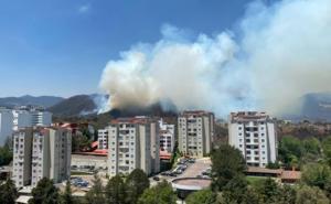Reportan 5 incendios forestales en municipios del Edomex