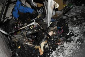 Incendian casa en colonia Las Esperanzasde Monclova
