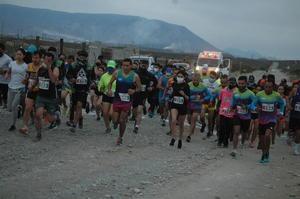 Se corrió la carrera Elida 5 K