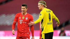 El Bayern y el Dortmund se resisten a la superliga