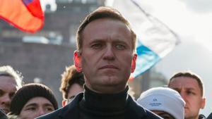 Un grupo de 25 ONGs en Ginebra concede su premio anual a Alexei Navalni