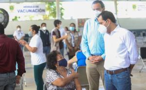 Yucatán podría pasar a semáforo amarillo este jueves: Mauricio Vila