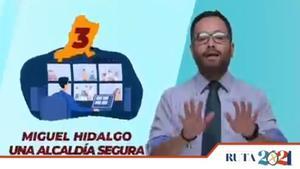 'Miguel Hidalgo será la alcaldía más segura de la CDMX', asegura Romo