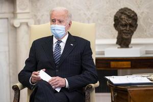 La Casa Blanca niega que haya crisis en frontera pese a las palabras de Biden