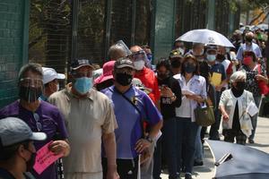 COVID-19: 212 mil 466 las defunciones por coronavirus en México