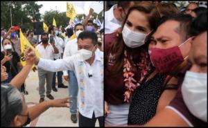 Arrancan campañas para presidencias municipales en Quintana Roo