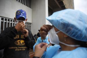 Venezuela suma 20 muertes más por la covid-19 y llega a 1,925 decesos