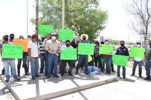 Cobrarán obreros de la 288 el pago de prohuelga completo en Monclova