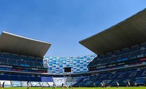 Autorizan reapertura del estadio Cuauhtémoc en Puebla