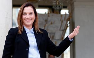 Beatriz Gutiérrez Müller celebra vacunación de AMLO