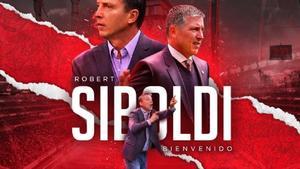 Robert Dante Siboldi es nuevo entrenador de los Xolos de Tijuana