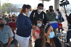 Coahuila reporta 5 muertes y 60 nuevos casos de COVID-19