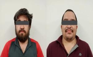 Detienen a dos por tráfico de indocumentados en NL