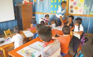 Acuden cerca de 6 mil niños a segundo día de clases en Campeche